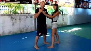 Самооборона для девушек - MIXFIGHT PATTAYA(MIXFIGHT PATTAYA - Приглашаем на занятия в группы кикбоксинга, универсального боя, бокса и самообороны! Программа..., 2014-06-03T23:37:29.000Z)