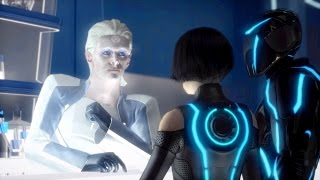 anon and quorra meet with zeus at his end of line club tron evolution