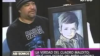 Así Somos: el misterio del cuadro del niño que llora