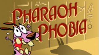 Cartoon Network Spiele: Courage Der Feige Hund - Pharaoh Phobia
