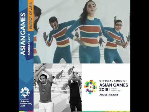 Asian Games 2018 -Asian Dance - (non Political)