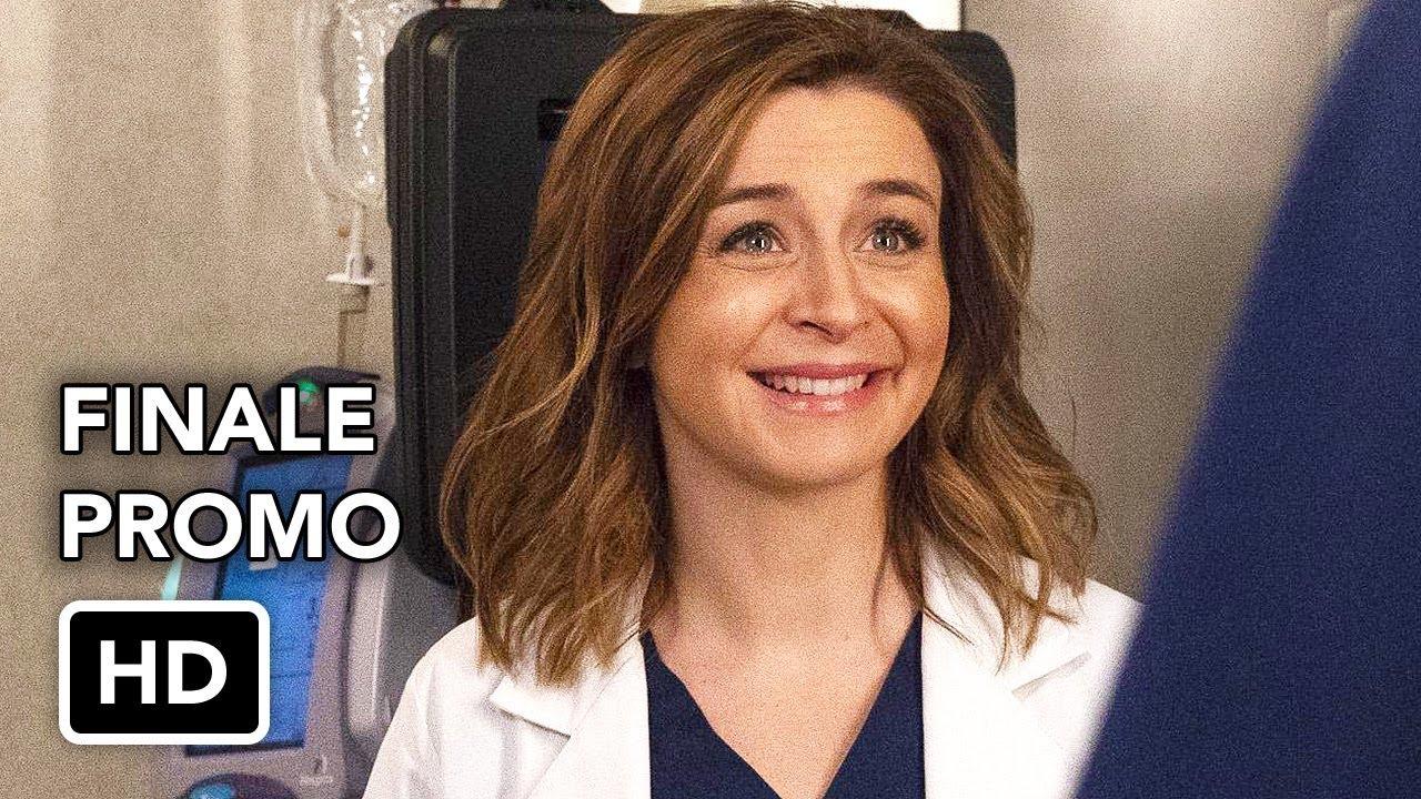 Greys Anatomy 15x08 Promo Blowin In The Wind Hd Season 15