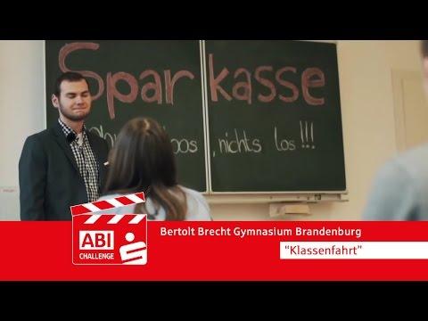 """Klassenfahrt"" - Bertolt Brecht Gymnasium Brandenburg"