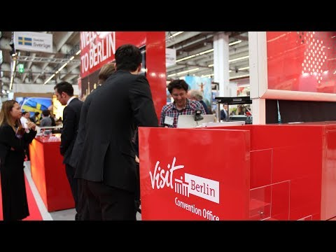 visitBerlin Convention Office Berlin - IMEX 2017