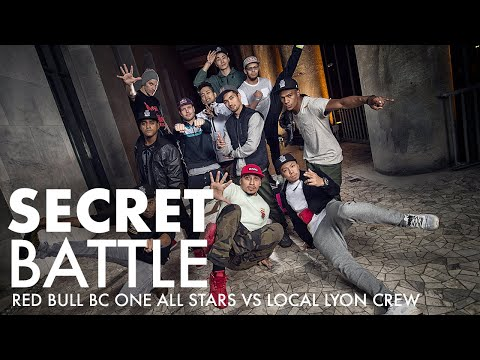 SECRET BATTLE: Red Bull BC One All Stars Called Out by Local