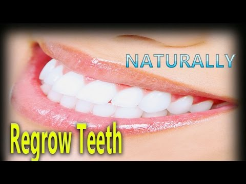 Thumbnail: 👊Regrow your broken teeth NATURALLY, within 6 months. ages 10 - 79👊
