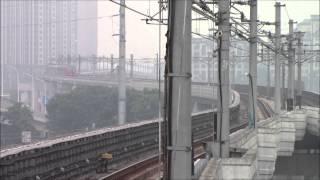 重庆轨道交通1号线赖家桥站 Part4, Chongqing Rail Transit LaiJiaQiao Station 26/Jul/2015