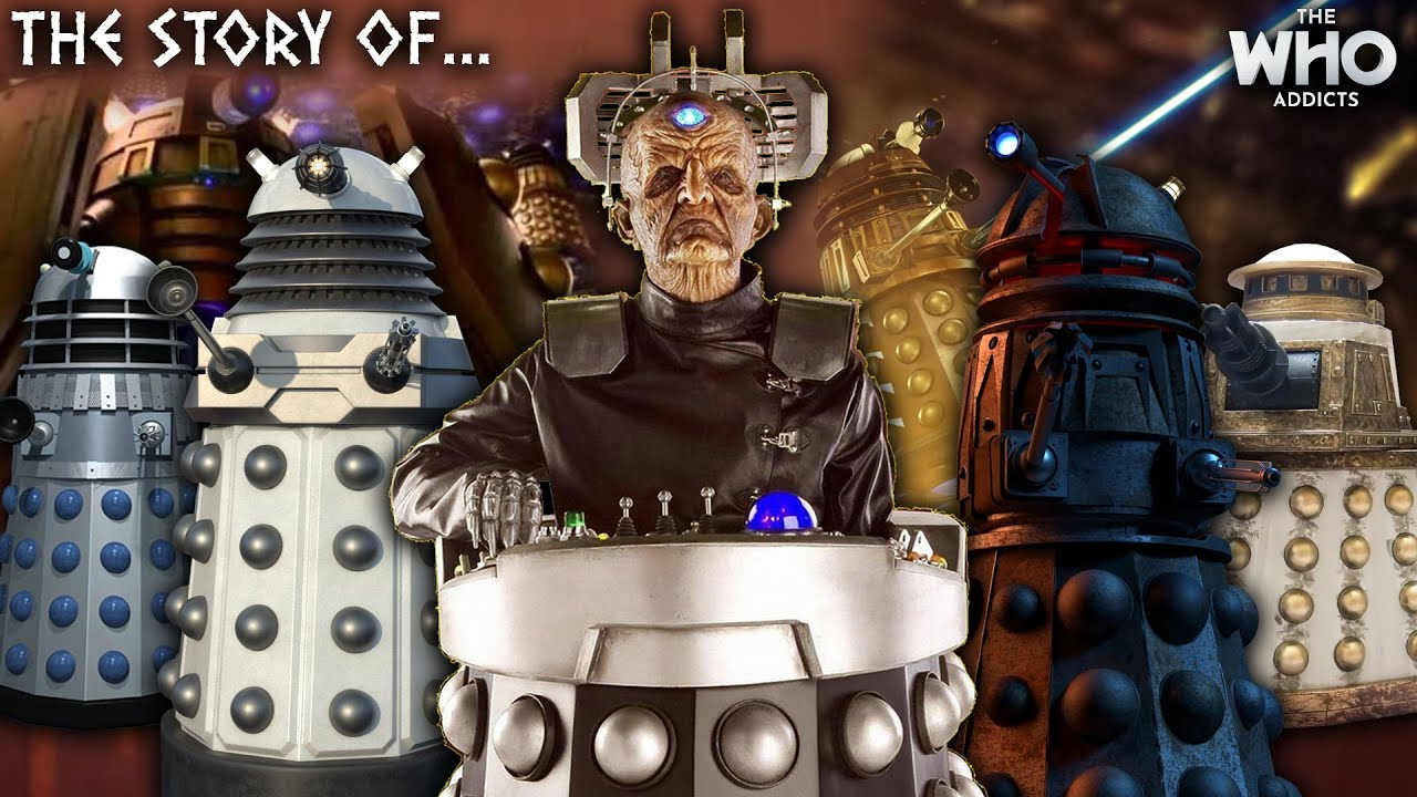 Doctor Who: The Complete Story of 'The Daleks'