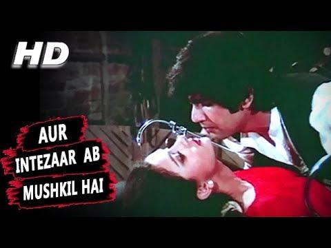 Aur Intezaar Ab Mushkil Hai | Amit Kumar | Romance 1983 Songs | Poonam Dhillon, Kumar Gaurav