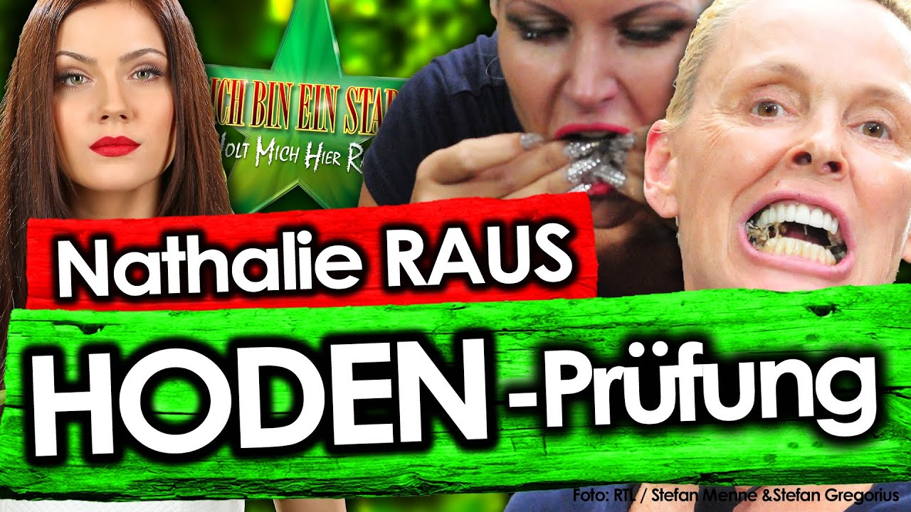 Dschungelcamp 2016 Tag 12 Sophias Hoden Prufung Nathalie Raus Helenas Sex Waffe Ibes
