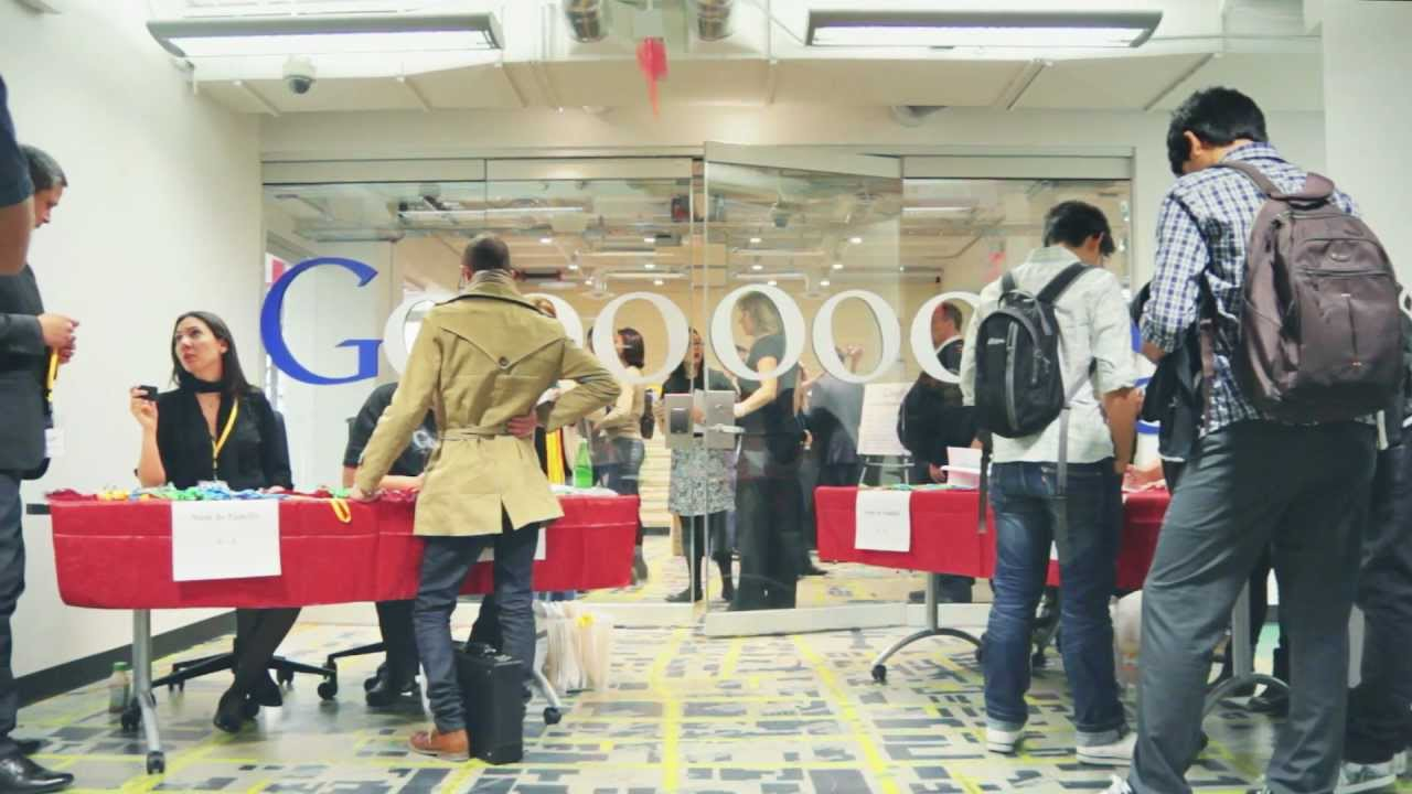 Take a closer look at google montreal pour voir google for Bureau plus montreal