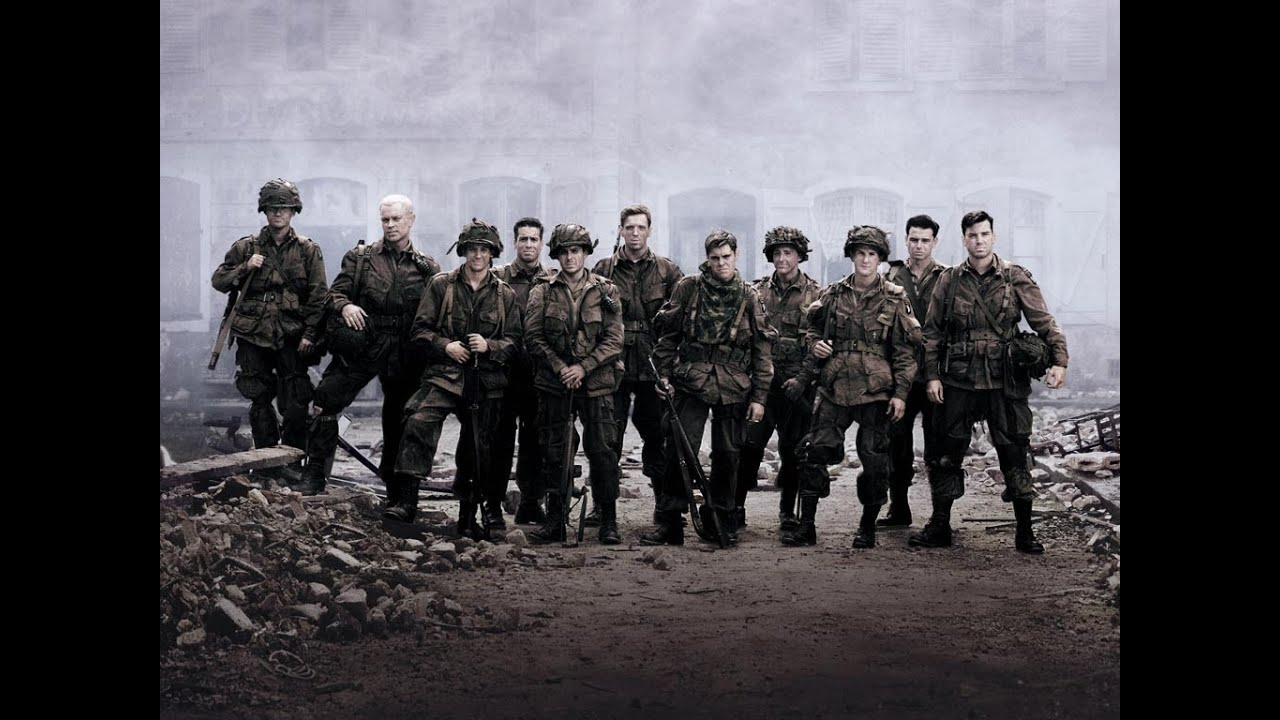 band of brothers book