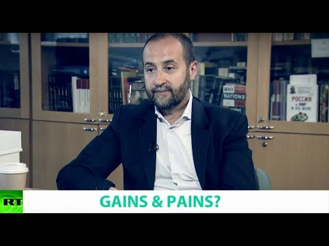 GAINS & PAINS? Ft. Andrey Movchan, Director of the Economic Policy Program at Carnegie Moscow