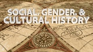 HIST 1111 - Social, Gender, & Cultural History:  Ways of Challenging the Dominant Paradigms