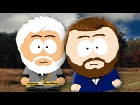Robert E Lee vs Ulysses Grant. Epic Fanmade Rap Battles of History #28