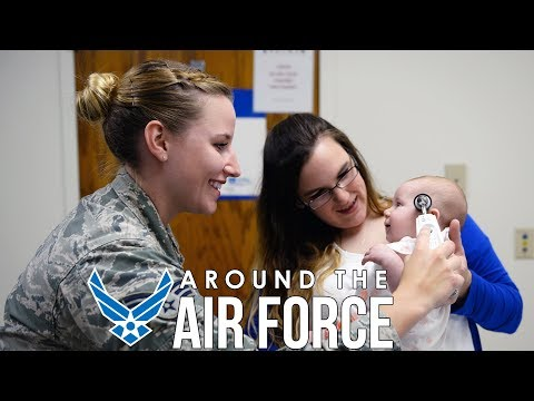 Around The Air Force: DoD Fellows Program / Breastfeeding T-Shirt Authorized