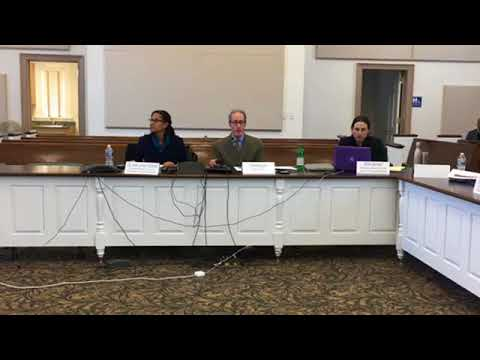 2018-04-02 Benchmark Advisory Group Cost Subcommittee Meeting
