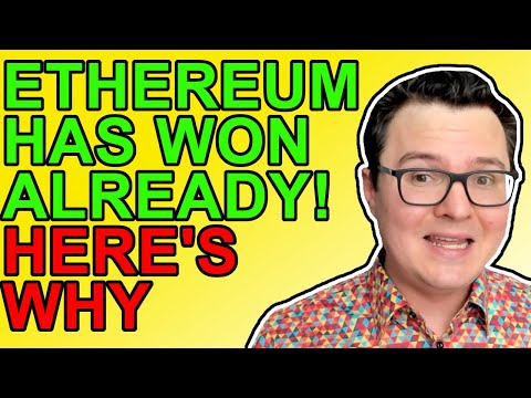 Ethereum Is Winning Crypto and Beating Both Paypal and Bitcoin!!!