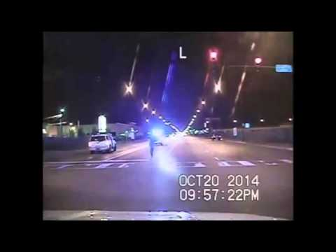 Laquan McDonald Shooting, Chicago, Oct. 20, 2014