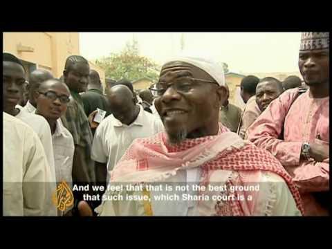 Nigeria court quiets amputation row