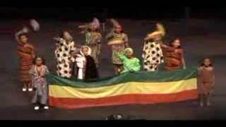 Ethiopian Music Video - Mesgana Dancers 7
