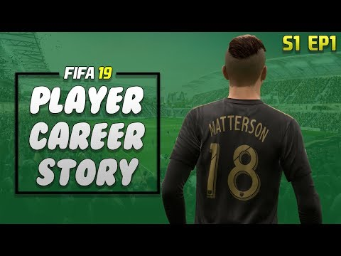 'The Rejection' | FIFA 19 Player Career Story S1 Ep1 thumbnail