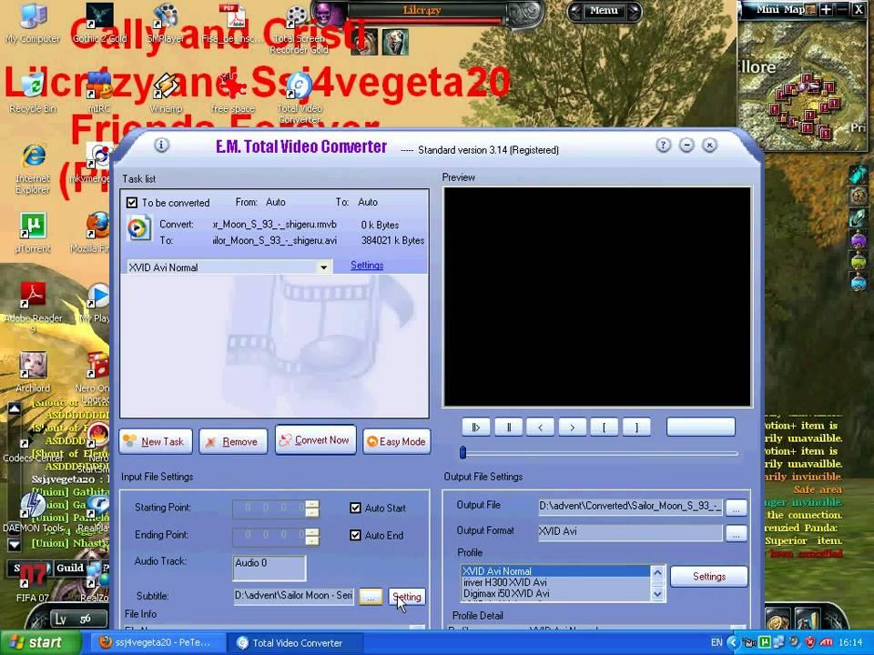 total video converter 3.70 register key