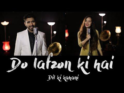 Do Lafzon Ki Hai Dil Ki Kahani   Cover   Sajan Patel   Ft. Mridu Konwar   The Great Gambler