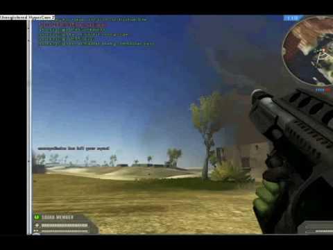 JP battlefield 2 demo castel in the sky