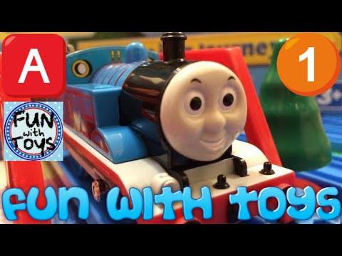【Treni giocattolo】Il trenino Thomas (00220 it)