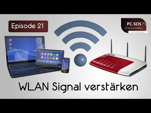 WLAN Reichweite & Leistung verbessern - PC SOS TV Episode 21 [HD]