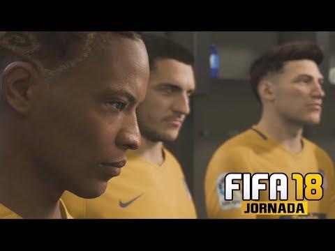 EM BUSCA DO TITULO DA LIGA ESPANHOLA!! #25 - FIFA 18: A JORNADA 2 [Dublado PT-BR]
