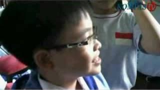Indonesia Sabet Juara Mathematika Tingkat Dunia