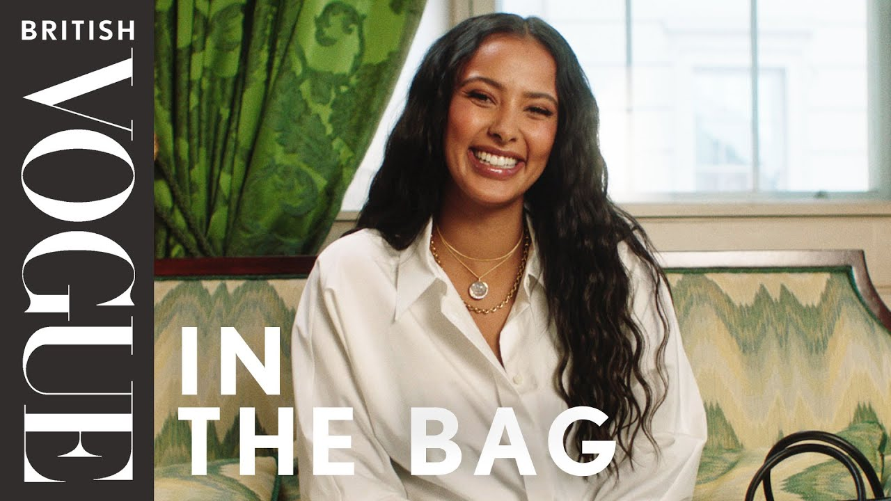 Maya Jama: In The Bag | Episode 37 | British Vogue