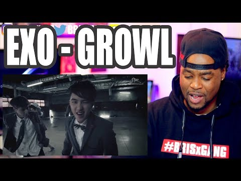 EXO | GROWL MV | REACTION!!!