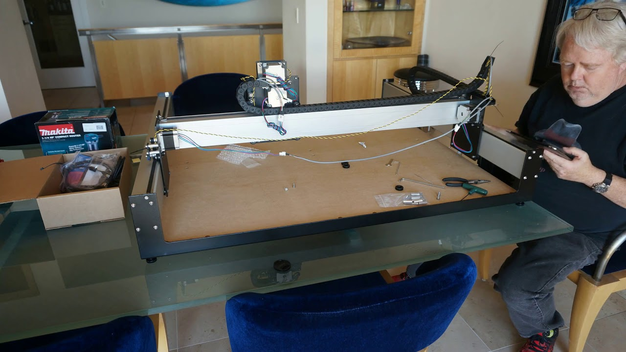 Cool Project Shapeoko Diy Cnc Kit Part 3 Wiring Spindle And Harness First Motion