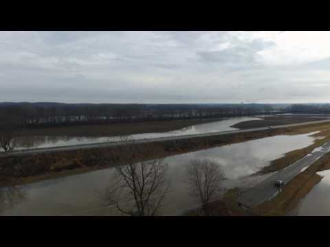 Wabash River Flooding