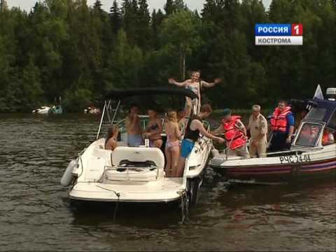 Рейд ГИМС по маломерным судам: что нарушают костромские любители отдыха на воде?