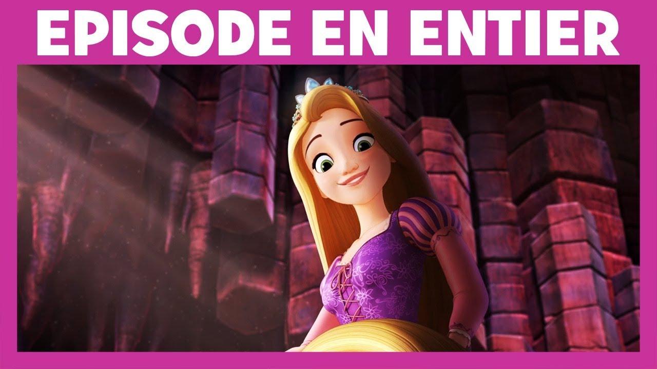 Princesse Sofia Moment Magique Raiponce Et Ambre Aident Sofia A