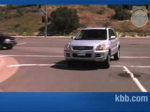 2008 kia sportage review kelley blue book youtube. Black Bedroom Furniture Sets. Home Design Ideas