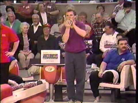 Candlepin Skins - Jeff Atkins vs. Dave Purcell vs. Rich Lotti vs. Mike Gusti (3/22/1997)