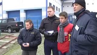 2018-12-11 г. Брест. Акция «Безопасный лед». Новости на Буг-ТВ. #бугтв