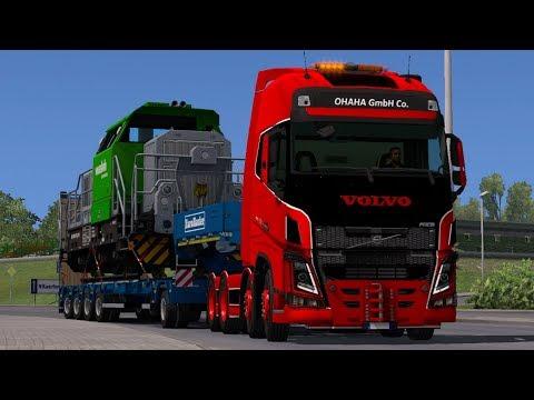 [1.31] Euro Truck Simulator 2   Volvo FH 2012 v 22.09r   Mods