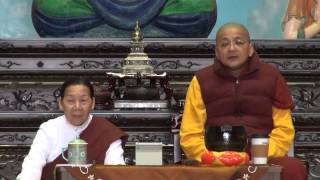 2013 CYM 10-Day Vipassana Meditation Retreat_3(4/19 2013)
