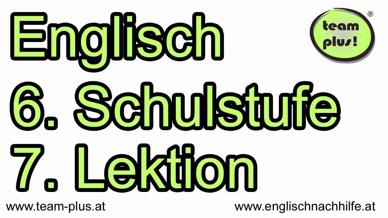 Englisch lernen - Gymnasium 2. Klasse – Lektion #7 - Listening ...