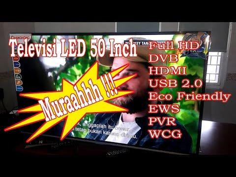 TV 50Inch 4 Jutaan ? ..ongLE50E2100T