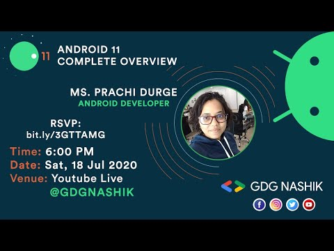Android 11 - Complete overview   GDG Nashik