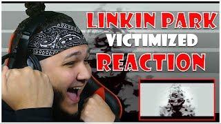 🎤 Hip-Hop Fan Reacts To Linkin Park - Victimized 🎸