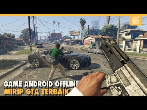 5 Game Android Offline Open World Mirip GTA V Terbaik 2020