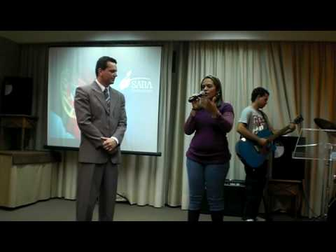Testemunho de Débora e Jefferson em SNT-Portugal